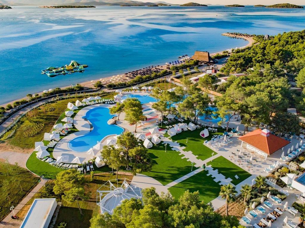 Sibenik - Amadria Park Andrija **** - zwembad