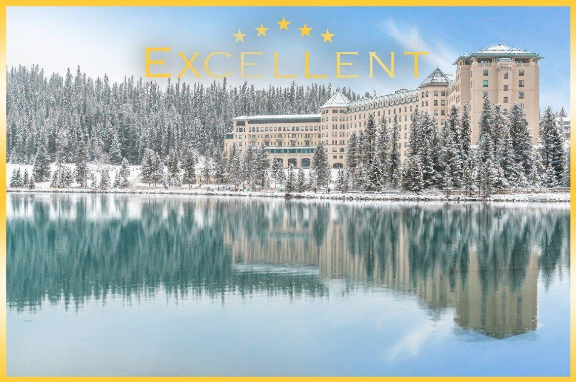 Wintersport Lake Louise Fairmont Chateau Lake Louise ****