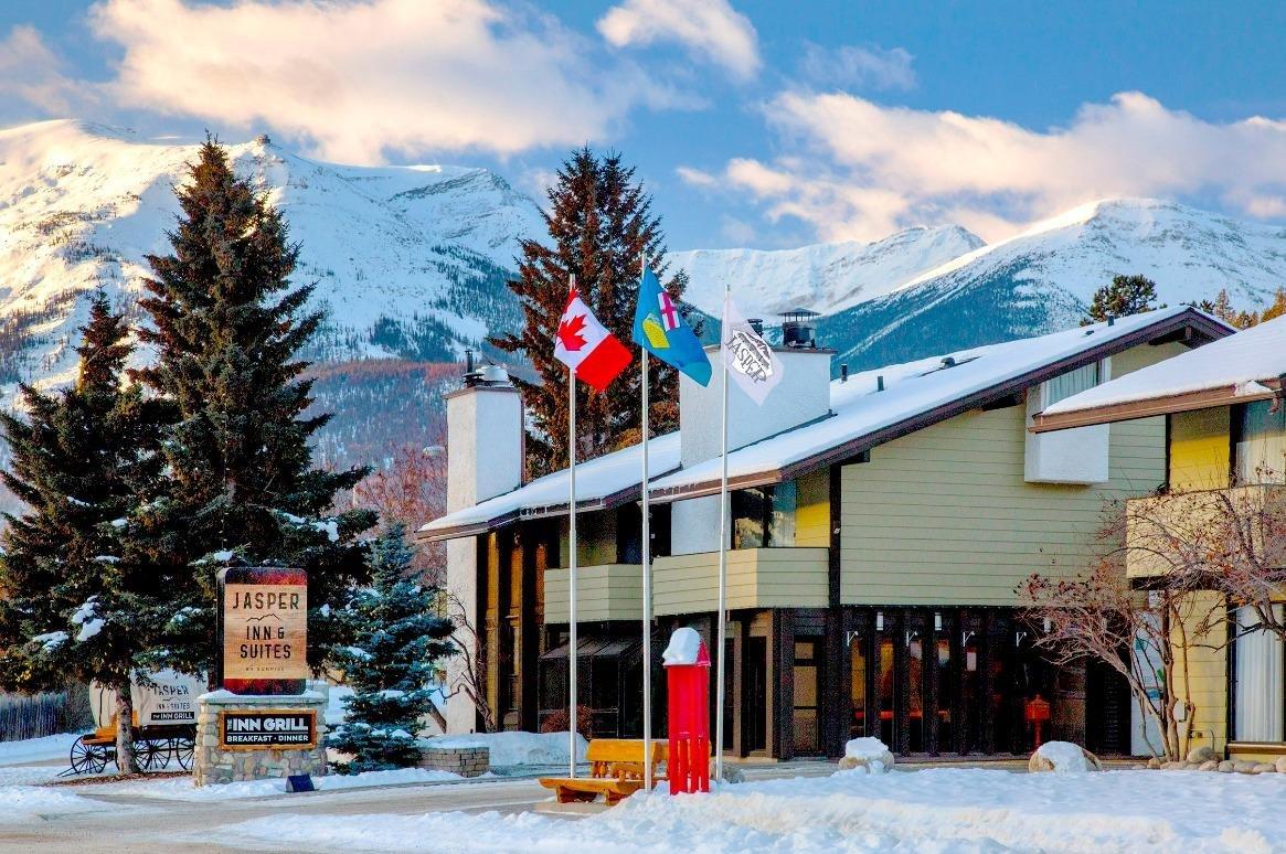 Wintersport Jasper Inn&Suites ***+ 9 dagen - Oad busreizen