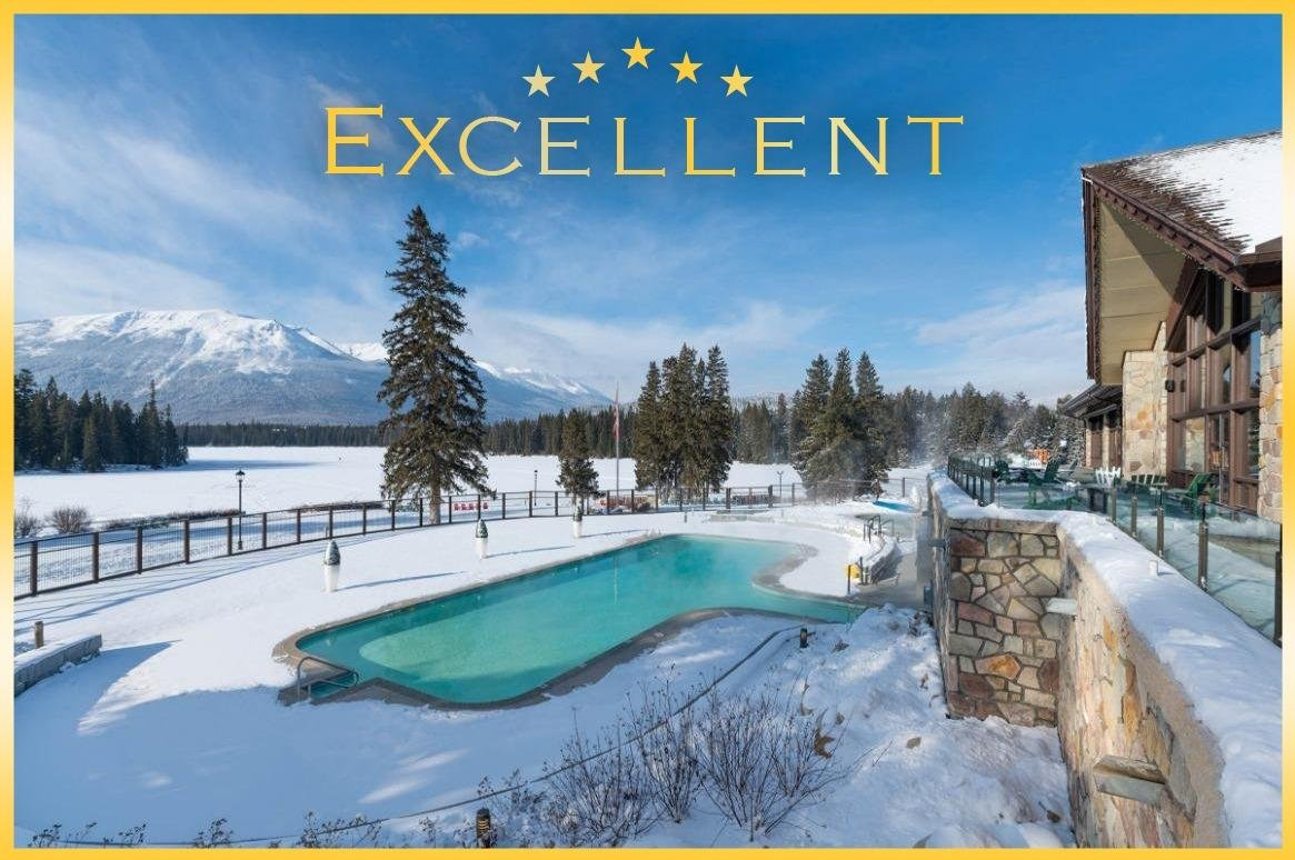 Wintersport Jasper Fairmont Park Lodge + 9 dagen