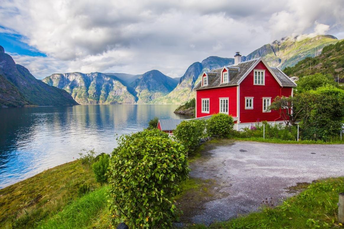 Rondreis Fjordenland Noorwegen