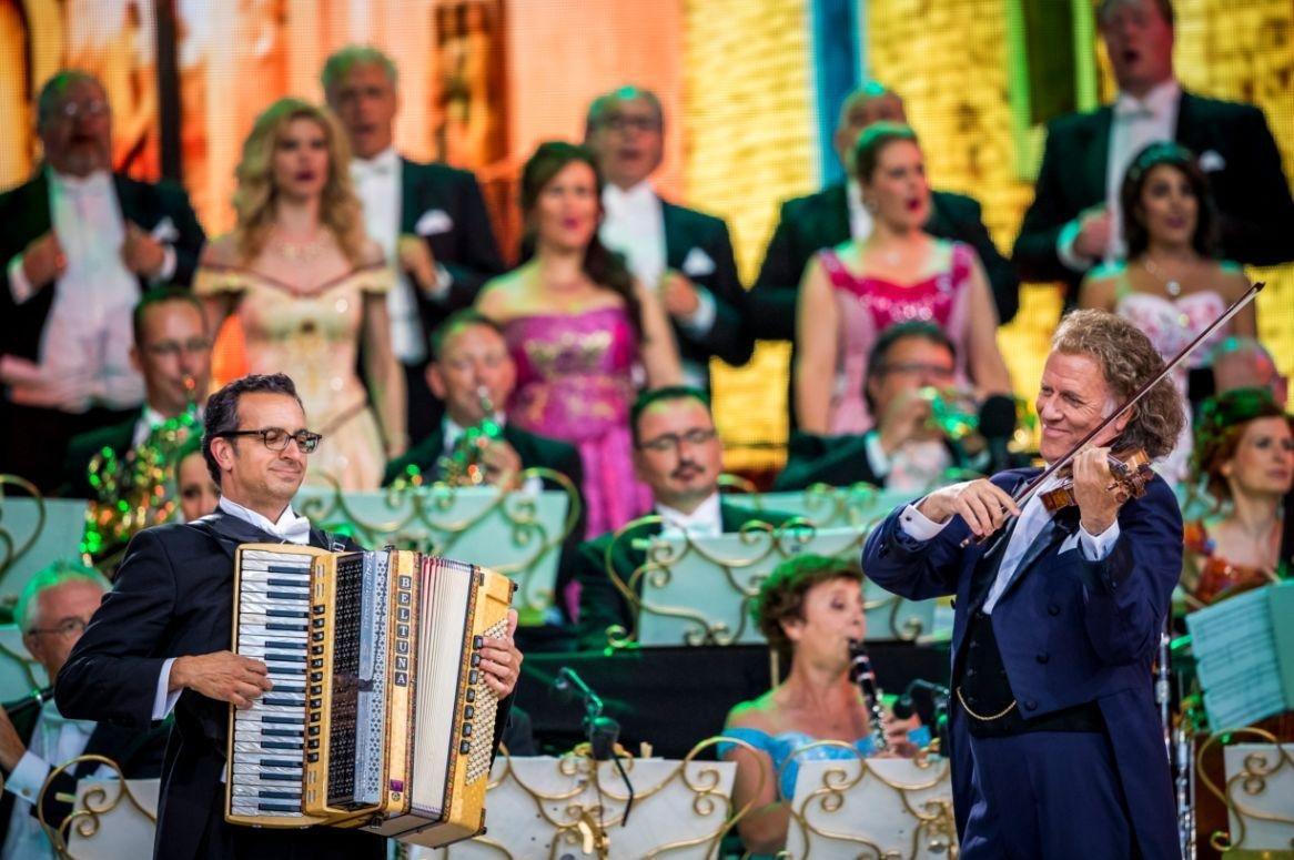 Muziekreis André Rieu in Leipzig & Dresden