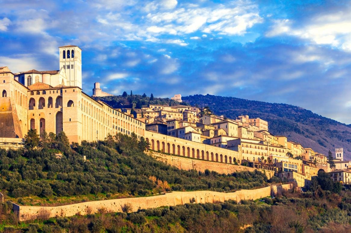 Italië - Assisi