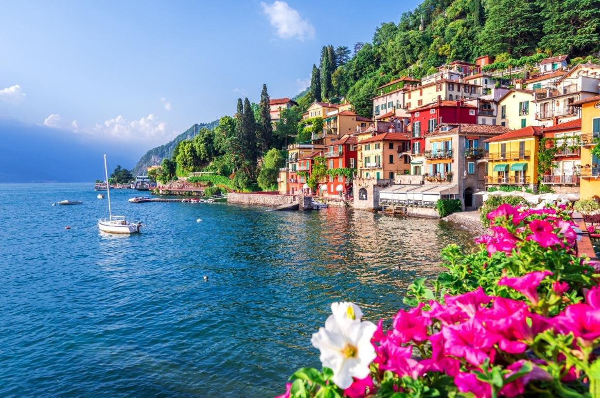 Busreis Italiaanse meren & Piemonte