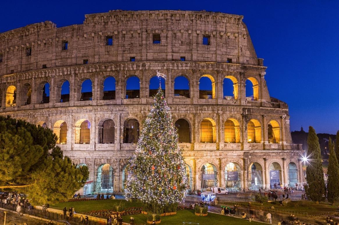 Italië - Rome - Colosseum