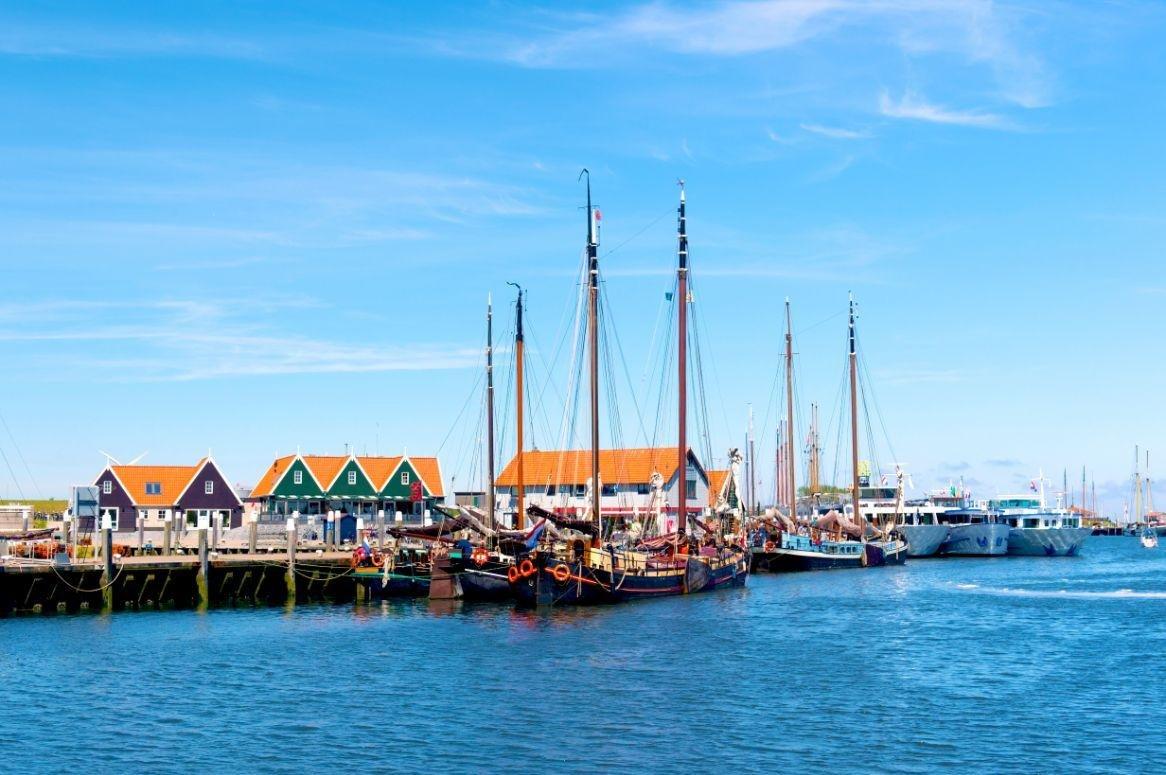 Cruise IJsselmeer, Friesland & Texel