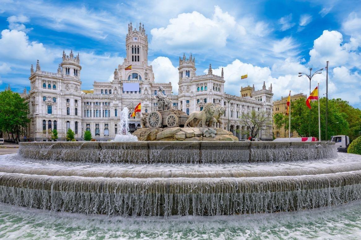Vlieg-rondreis Het hart van Spanje