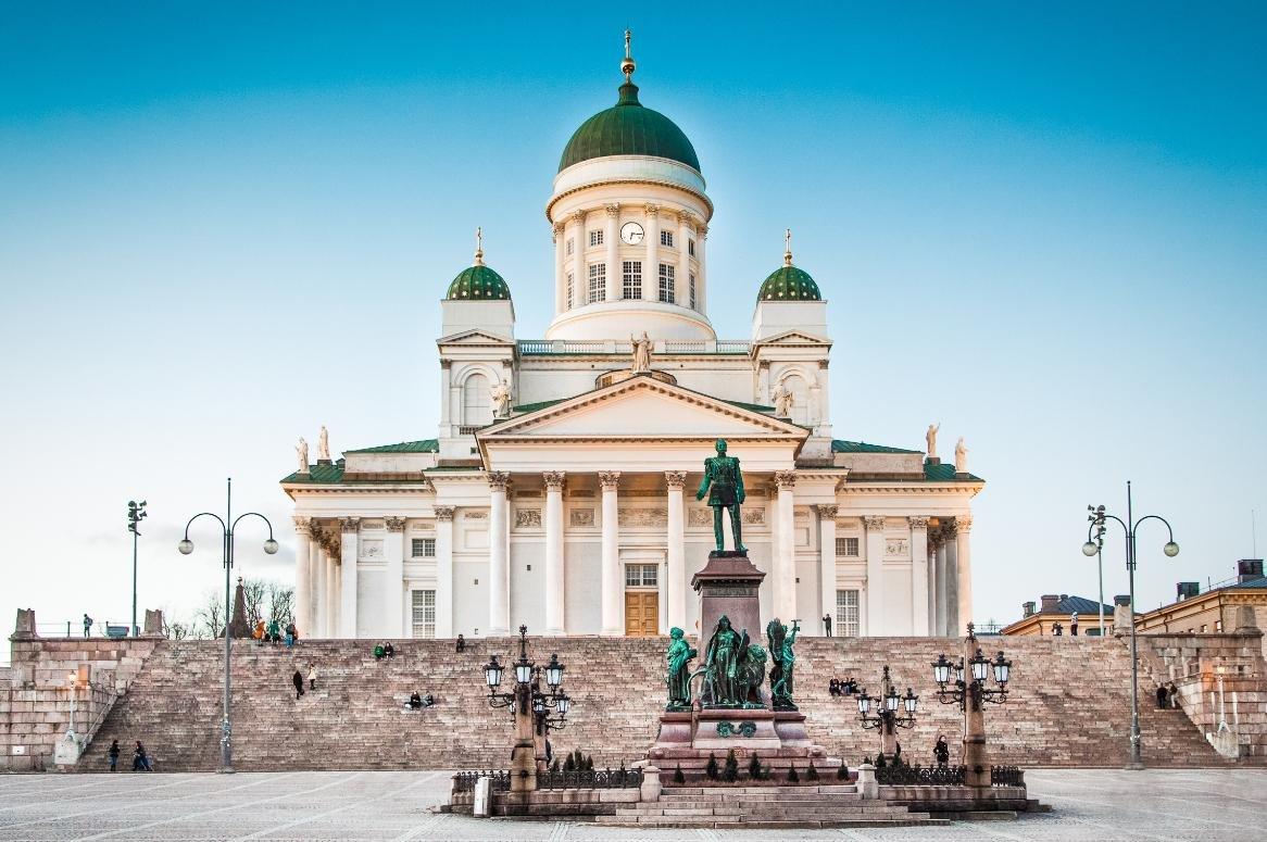 Kathedraal Helsinki