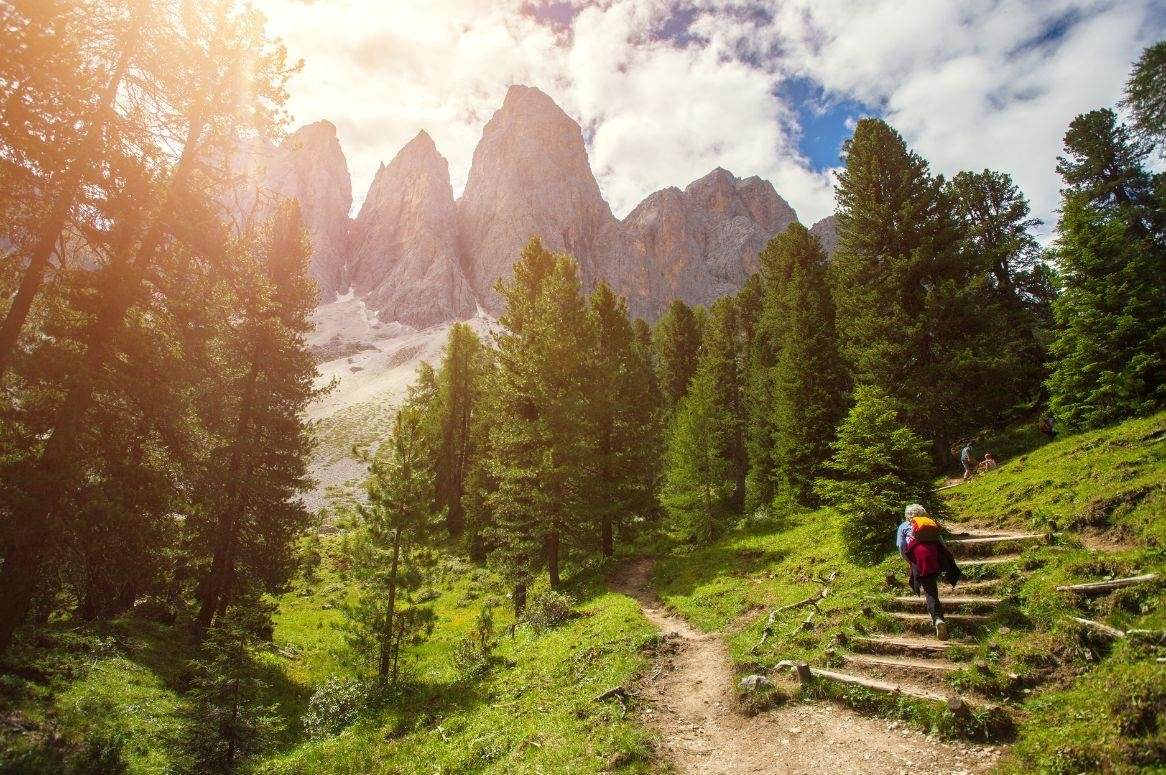 Wandelvakantie Zuid-Tirol en de Dolomieten - Oad busreizen