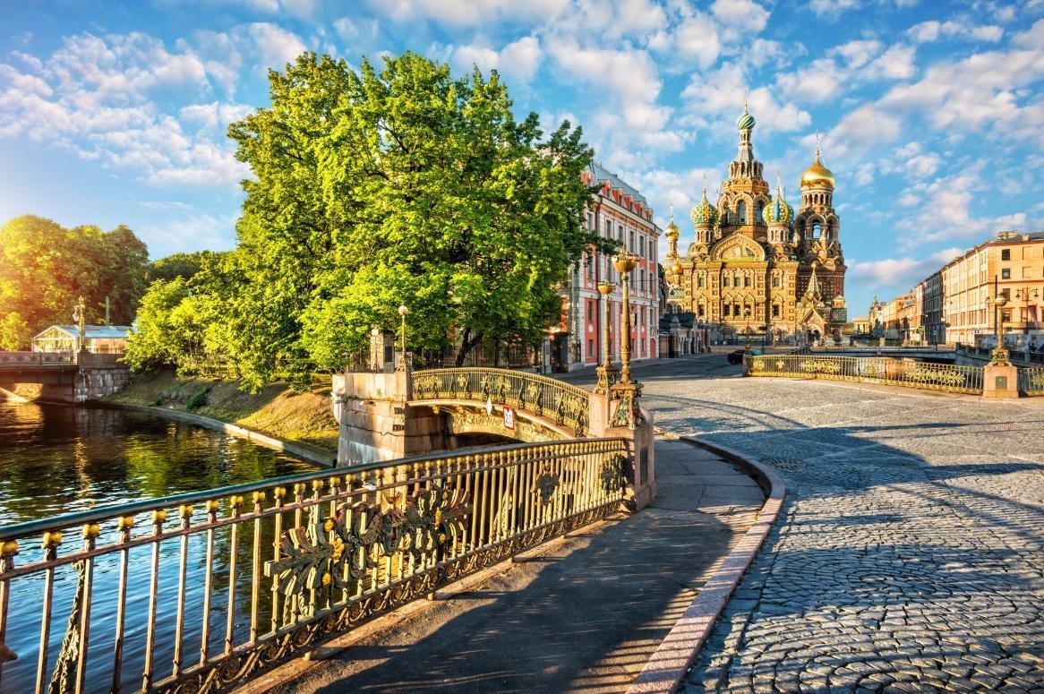 Rondreis Grand Tour Rusland