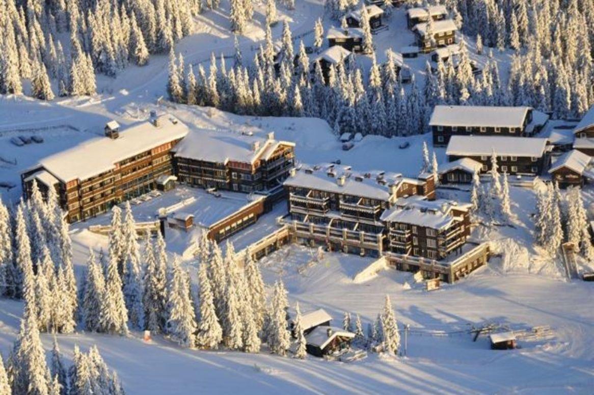 Wintersport GudbrandsGard Hotel