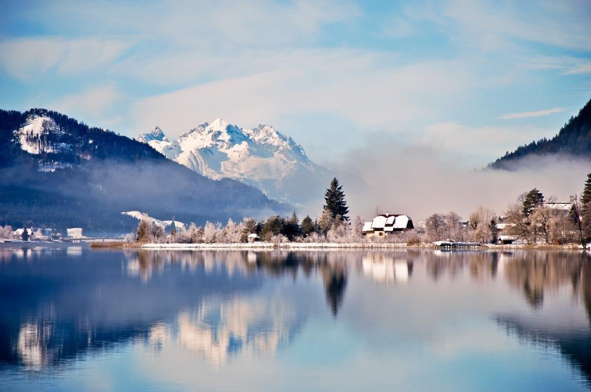 Winter excursiereis De meren en bergen van Karinthië