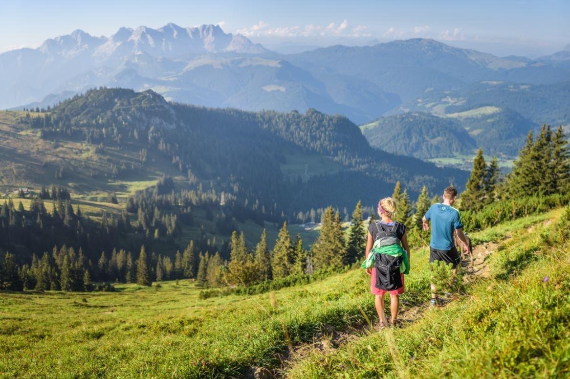 Wandelvakantie door het Salzburgerland