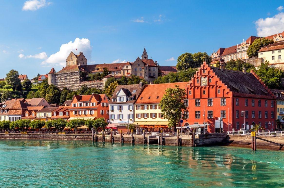 Fietsen door drie landen langs de Bodensee