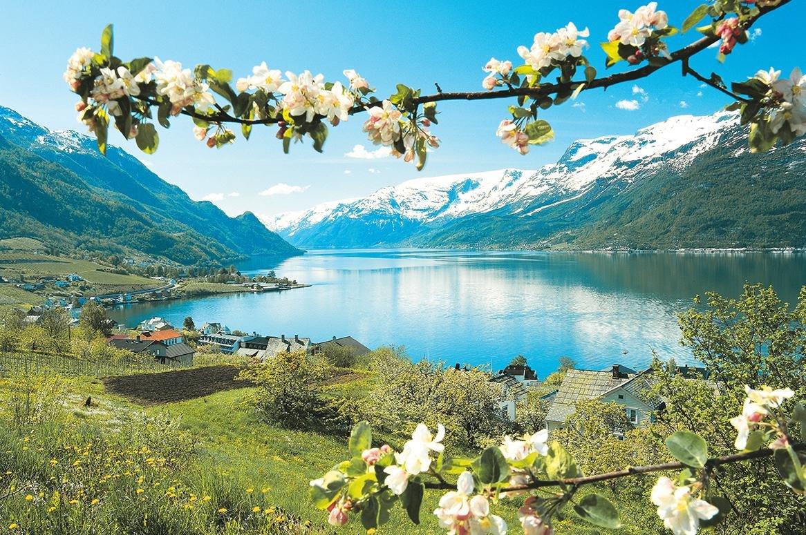 Vlieg rondreis Fjordenland Noorwegen