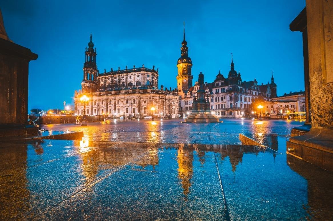 Kerstreis Dresden Leipzig