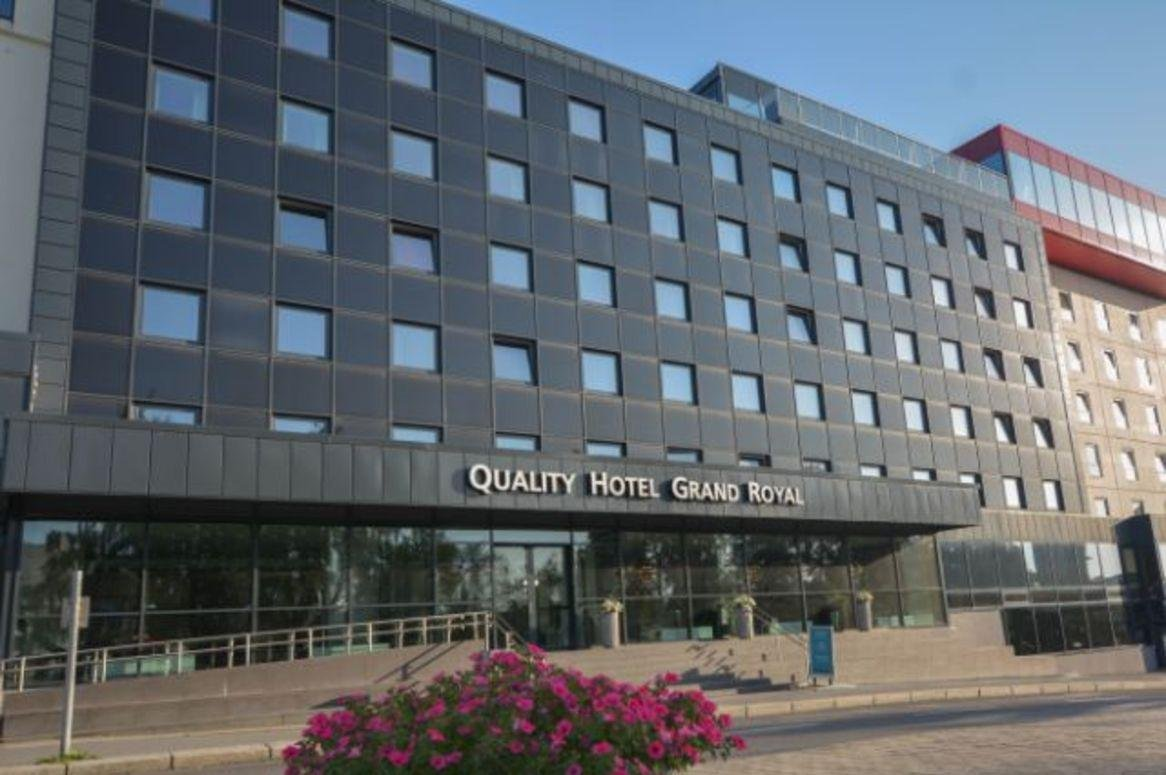 Wintersport Quality Hotel Grand Royal
