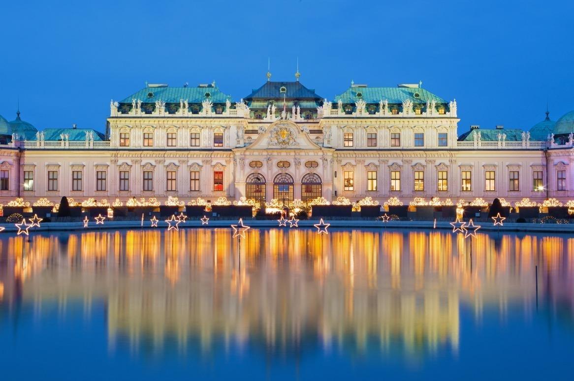 Kerst en nieuwjaarsreis Wenen en Praag