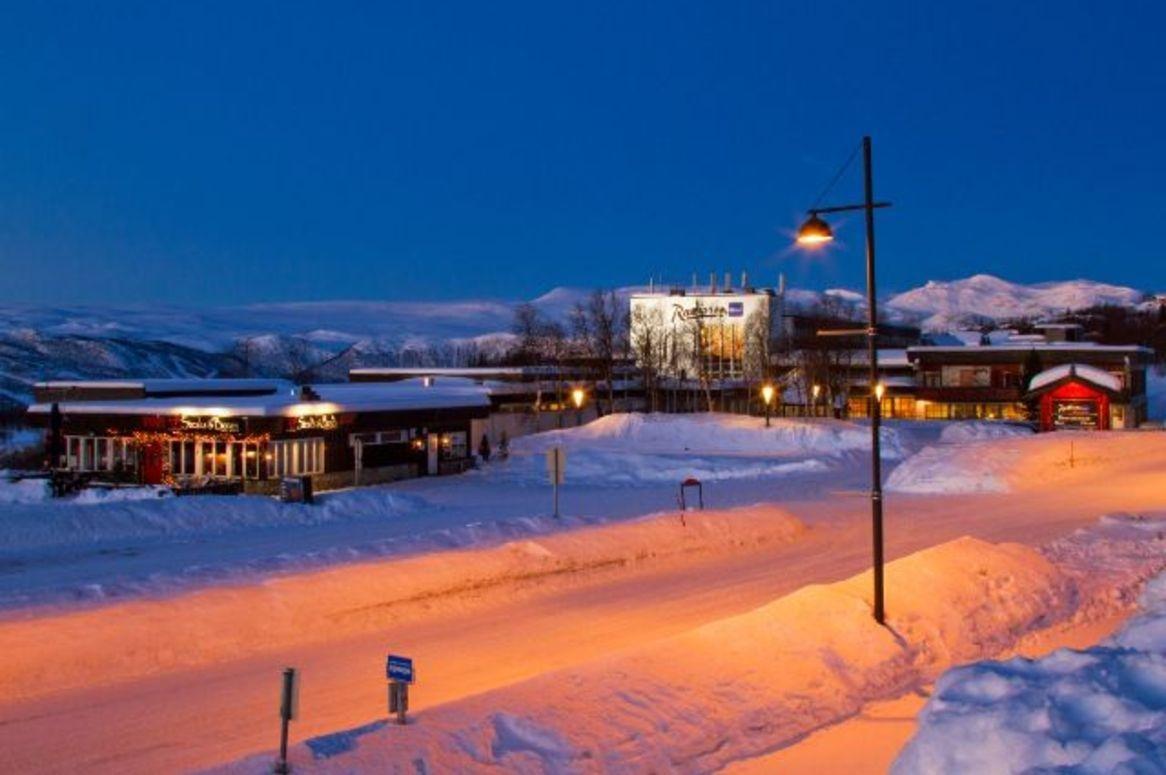 Wintersport Radisson Blu Mountain Resort