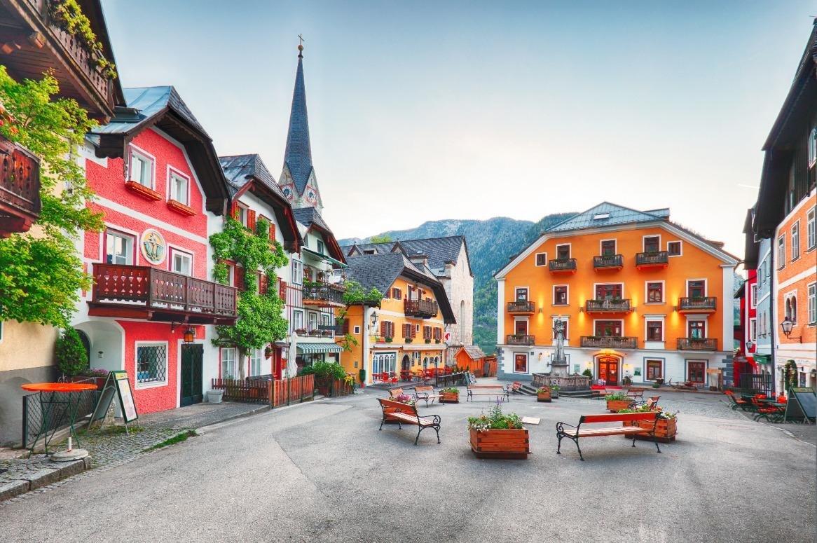 Oostenrijk - Hallstatt