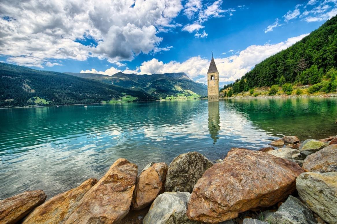 Busreis Nauders in Tirol en de Bernina Express