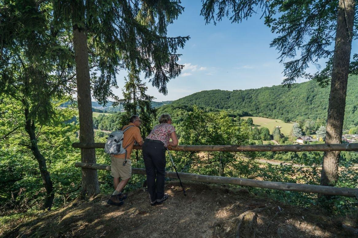 Wandelvakantie Duitsland - Wandelen in de Eifel en door het Rijndal