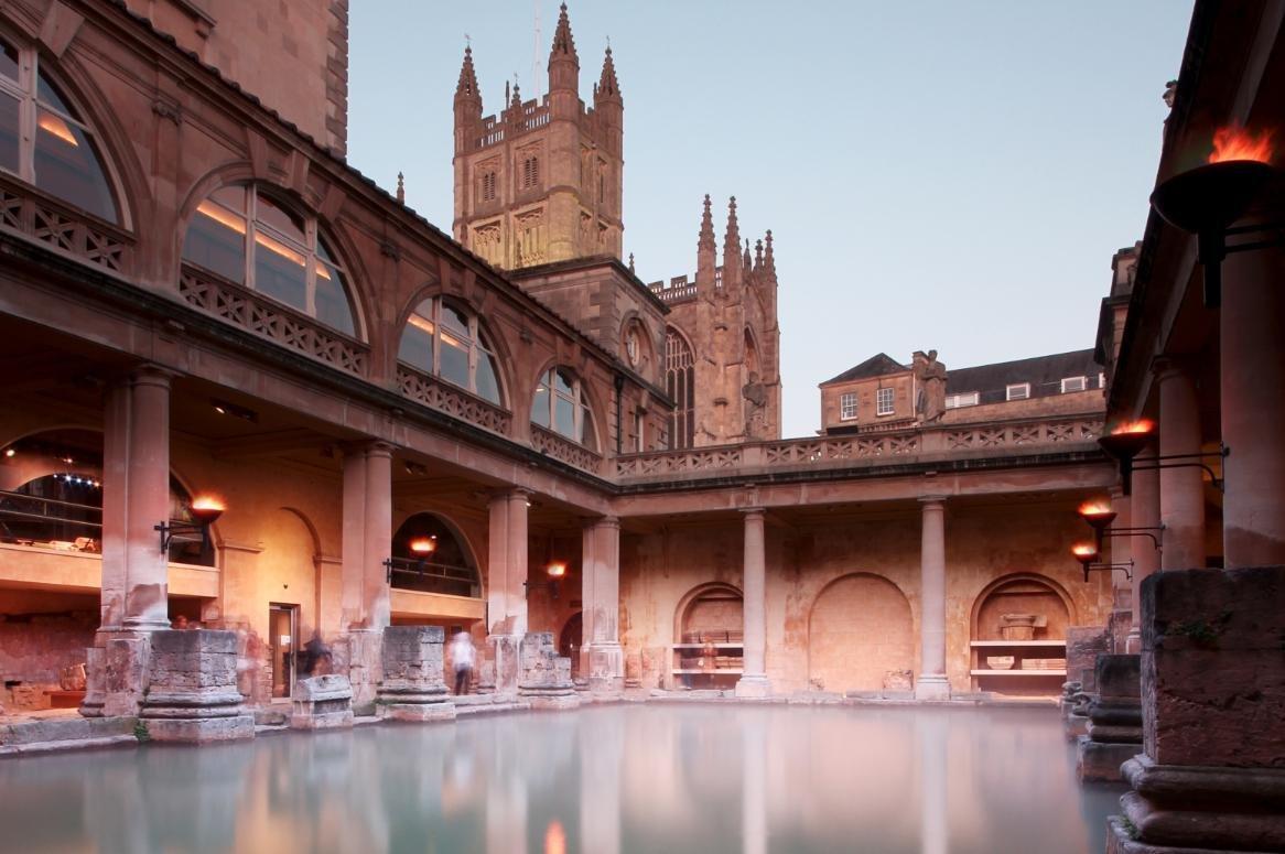 Bath Avon Shutterstock