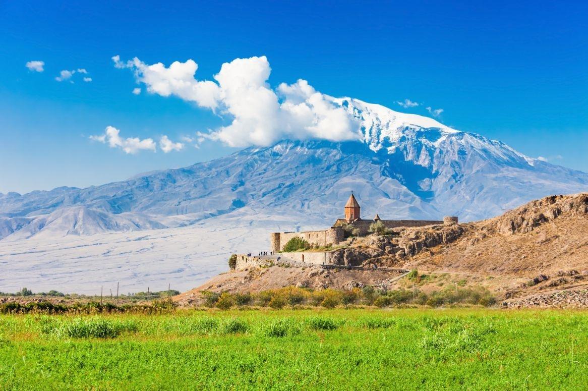 Armenië - Khor-Virap