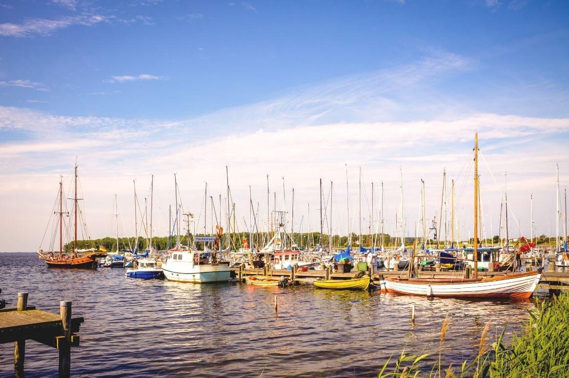 Fietsen langs de Oostzee en Mecklenburgse meren