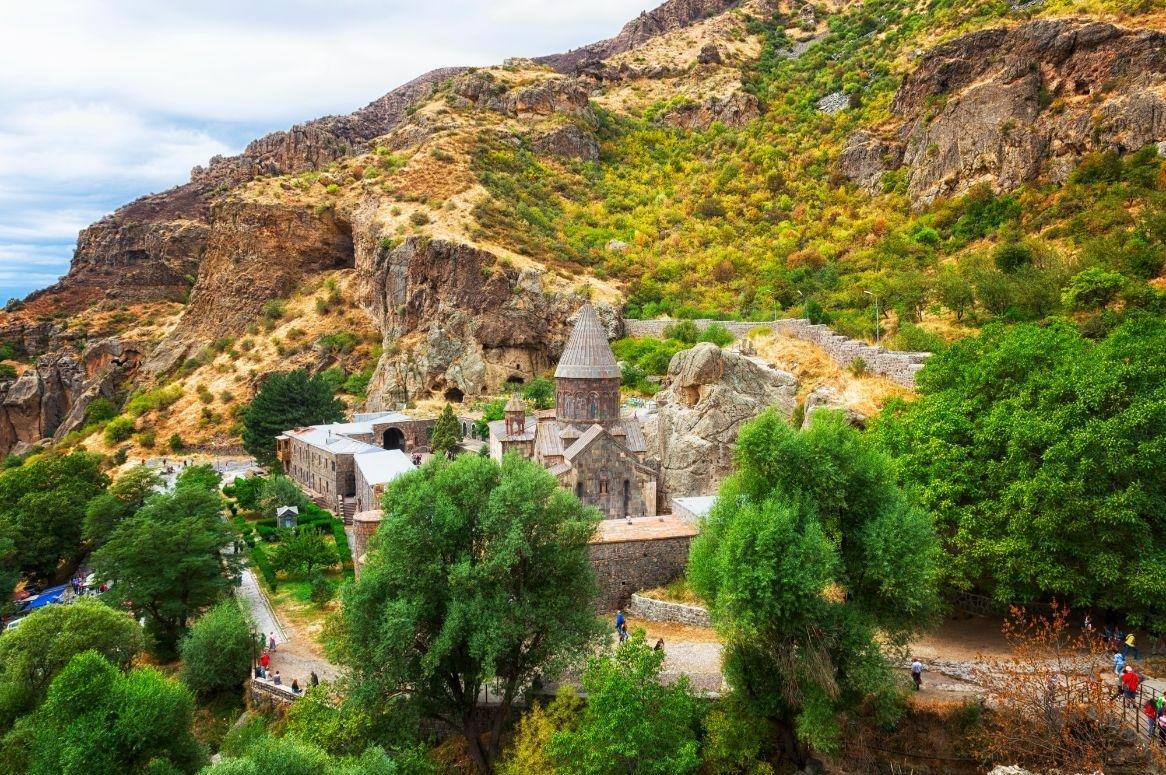 Armenië - Geghard
