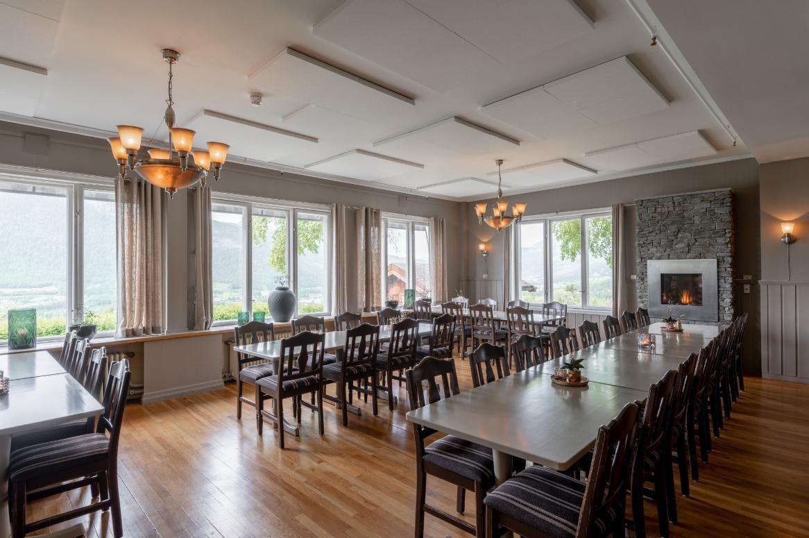 Hafjell - Nermo Hotel & Apartments - restaurant