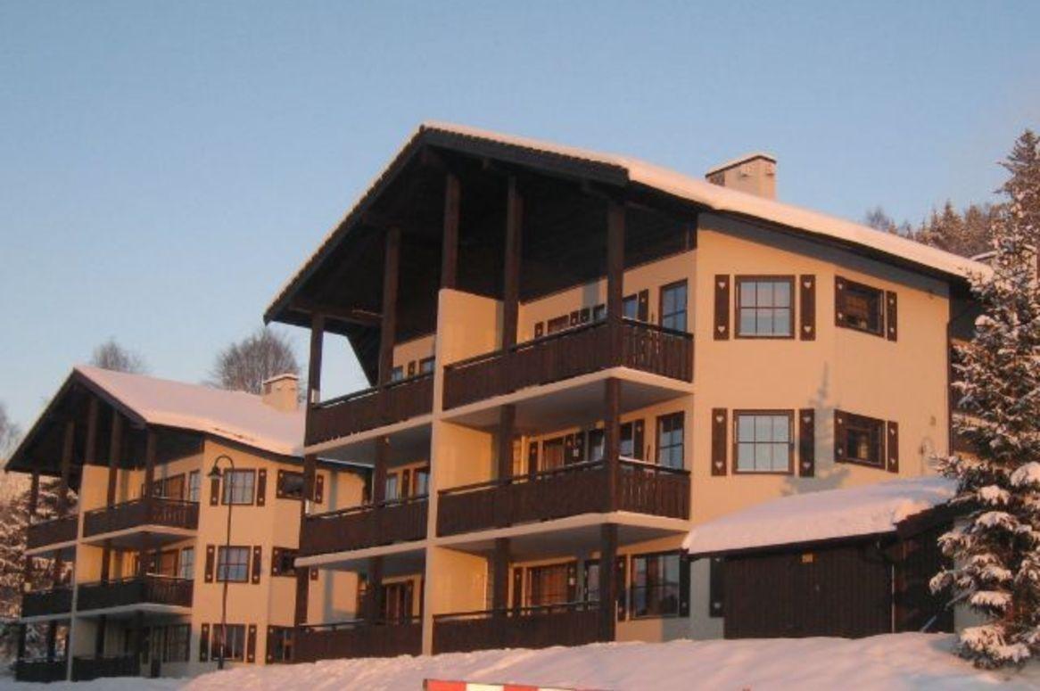 Wintersport Alpin Apartments Sørlia - Oad busreizen