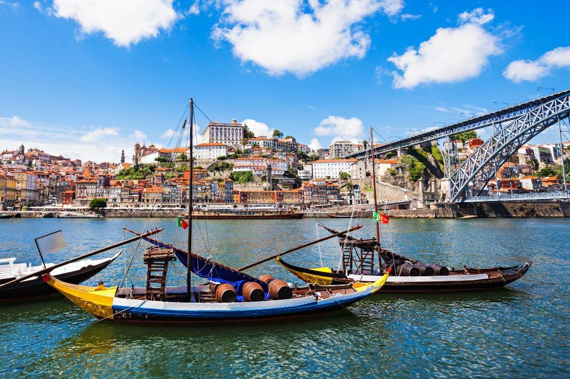 Vlieg-rondreis Hoogtepunten van Portugal