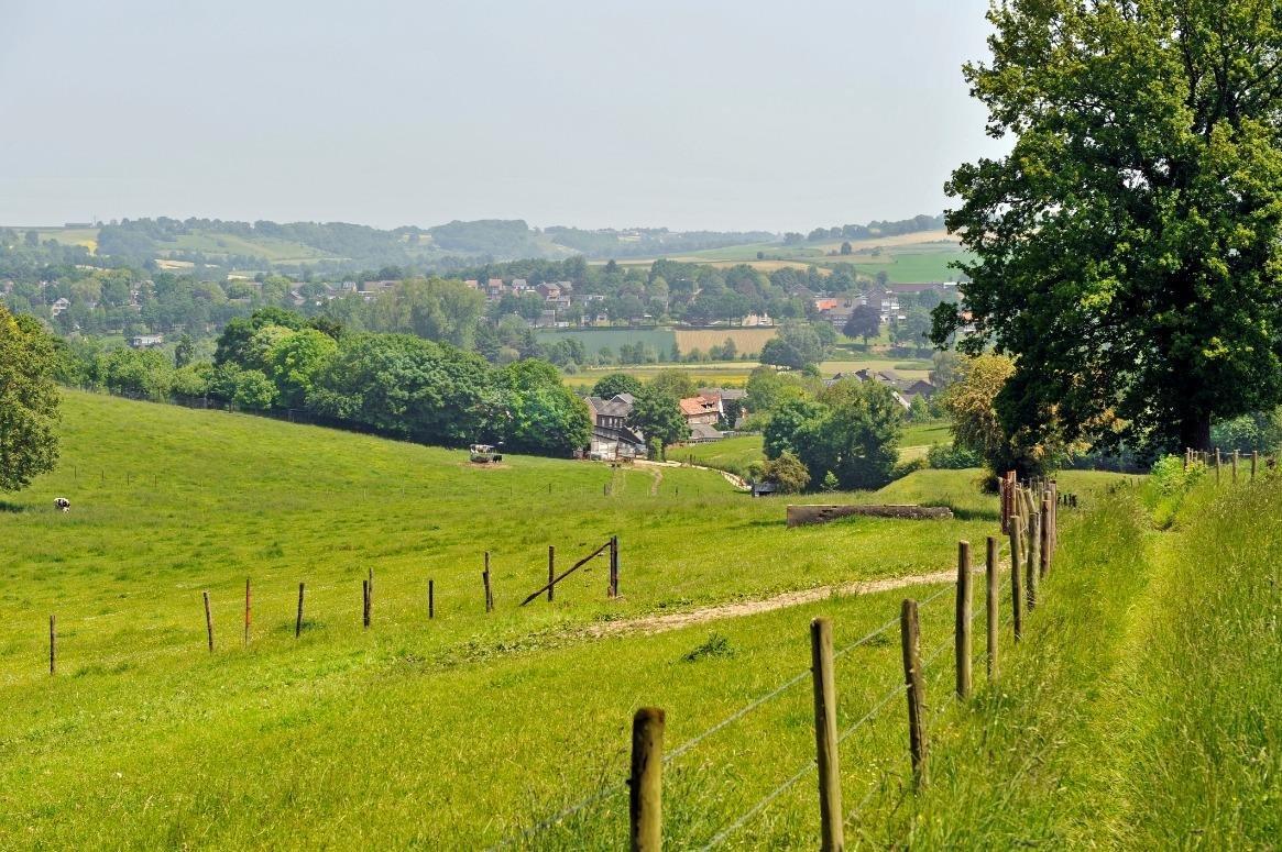 Zuid Limburg landschap