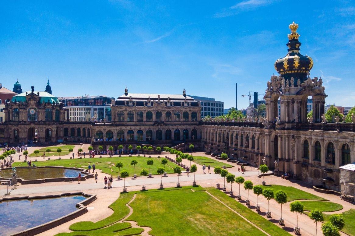 Busreis Leipzig&Dresden in Oost-Duitsland - Oad busreizen