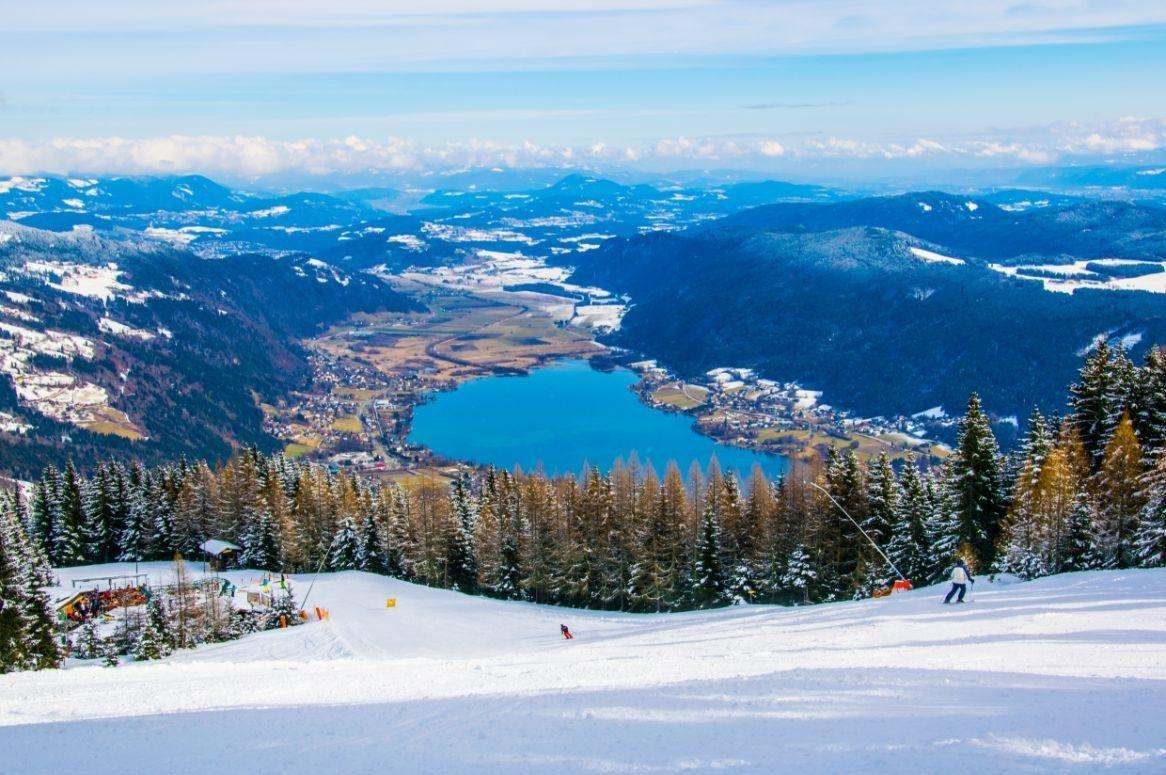 Oostenrijk - Ossiachersee