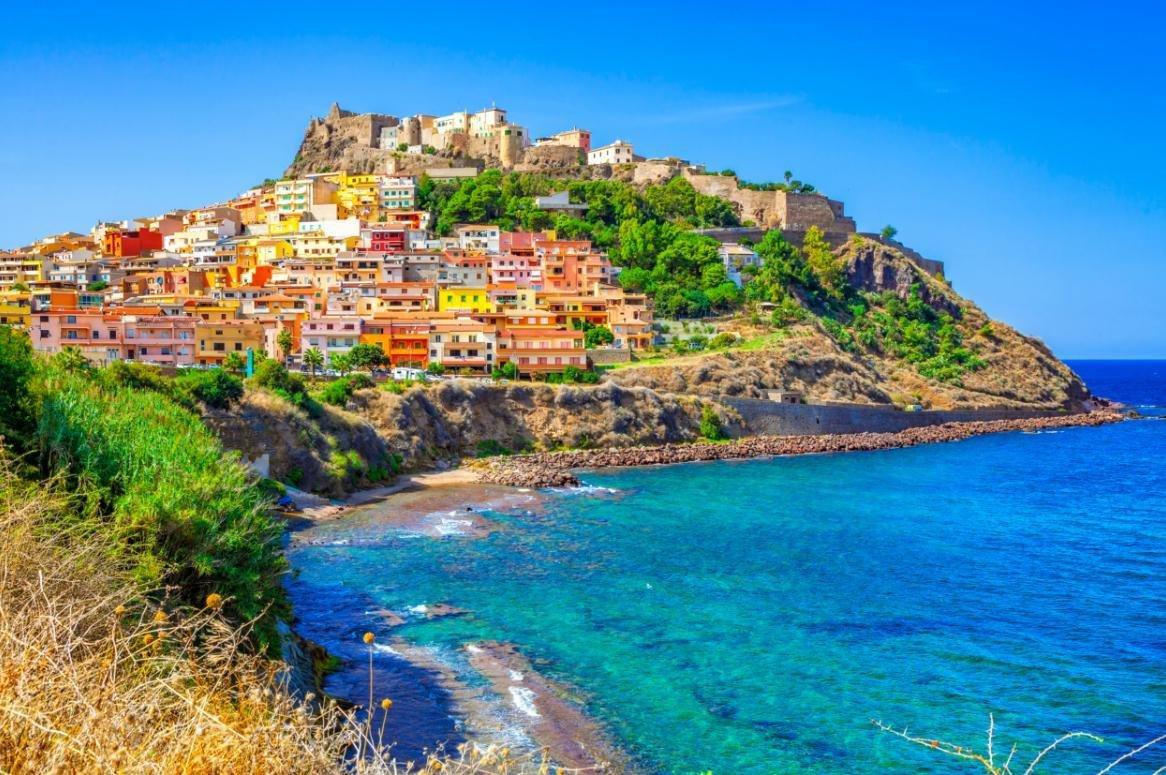 Vlieg-rondreis Hoogtepunten van Sardinie