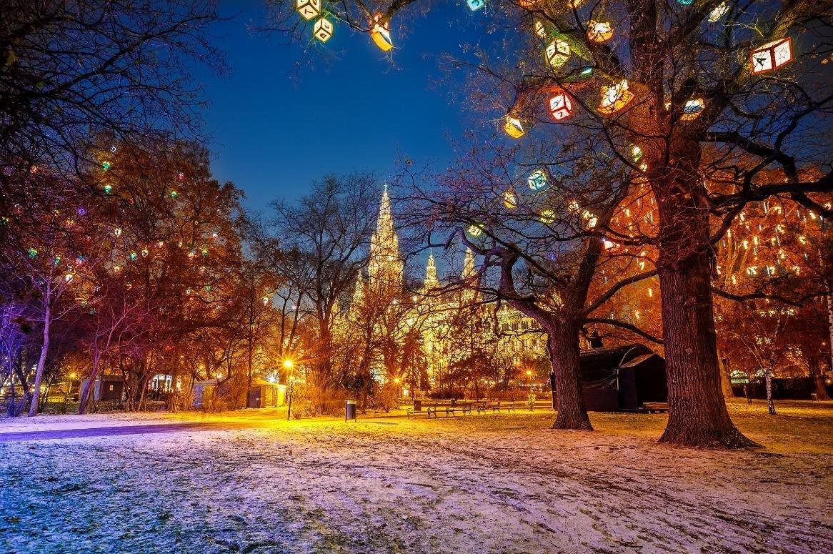 Kerst- en nieuwjaarsreis Wenen en Praag
