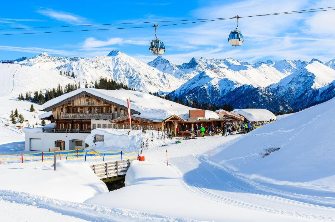 Langlauf en Wandelreis Drielandenreis vanuit Tirol Tirol