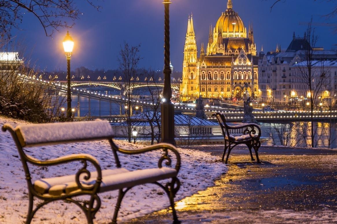 Kerstspecial Budapest - busreis