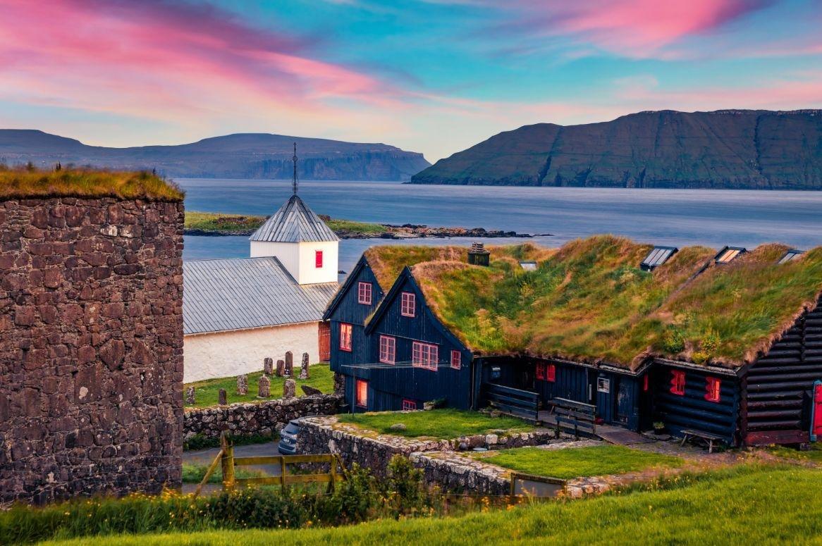 Winterrondreis Noord-Atlantische Cruise IJsland & Faeroer Eilanden