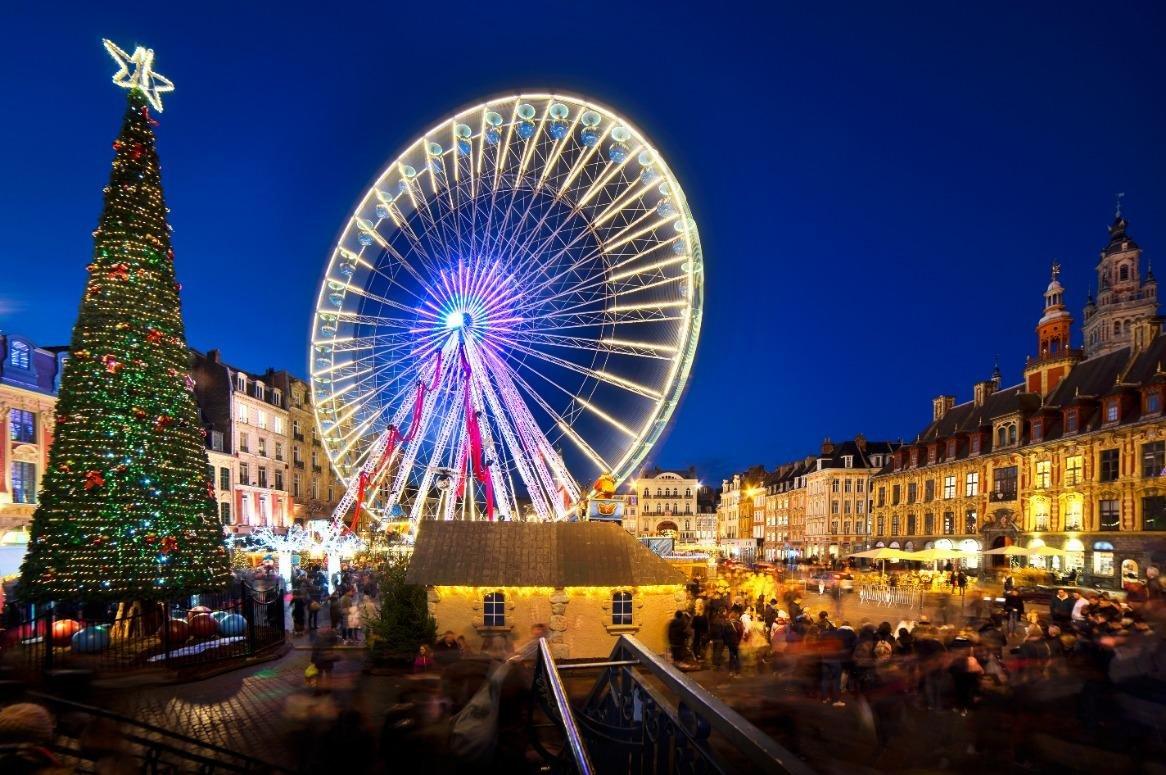 Frankrijk_Lille_Kerstmarkt