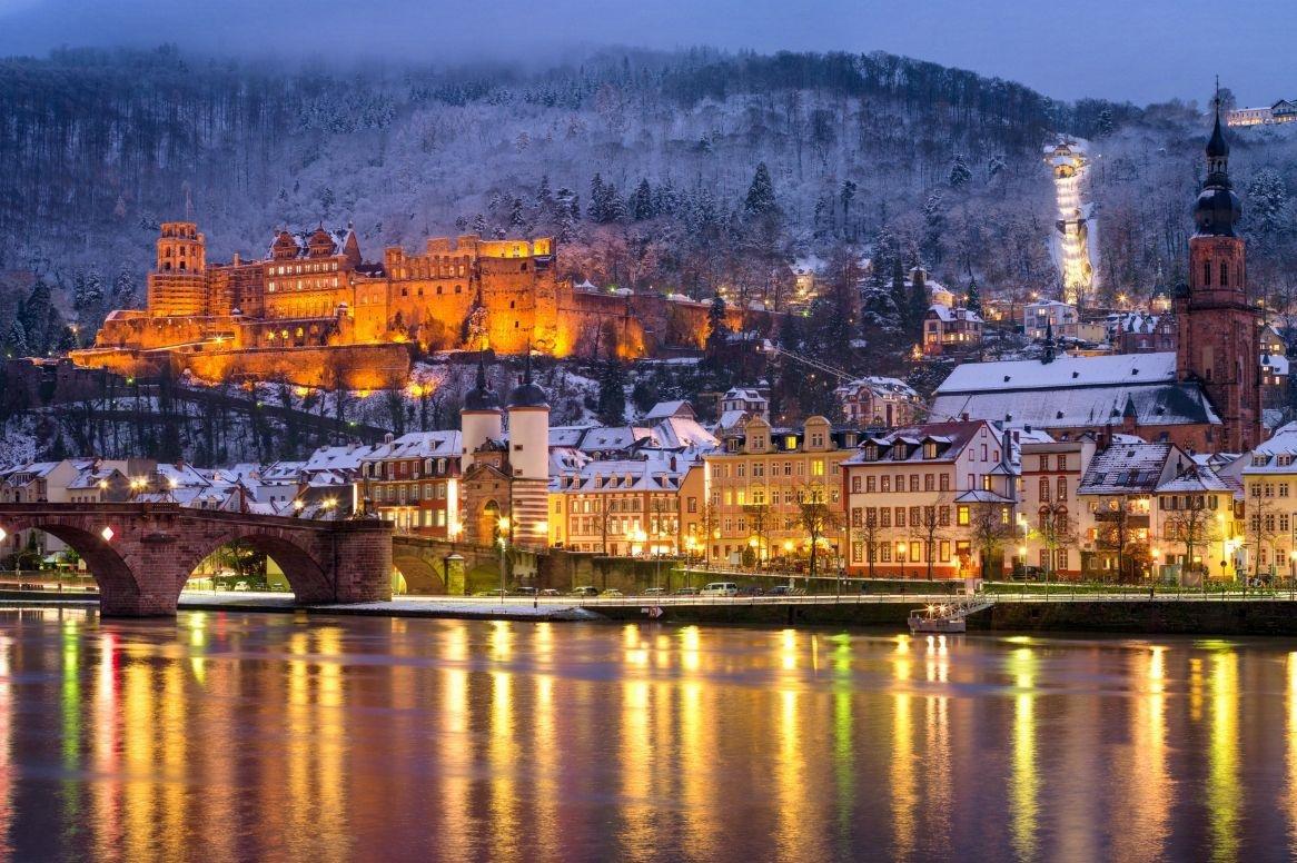 Kerstmarktweekend Koblenz, Heidelberg en Cochem