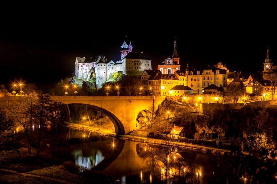 Tsjechië - Bohemen - Kasteel Loket