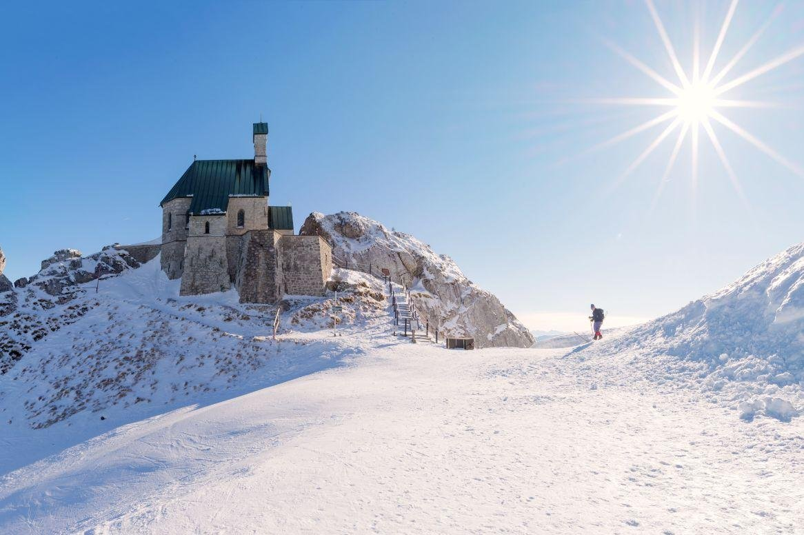 Ski en langlaufreis Kaiserwinkl en Wilder Kaiser Oad busreizen