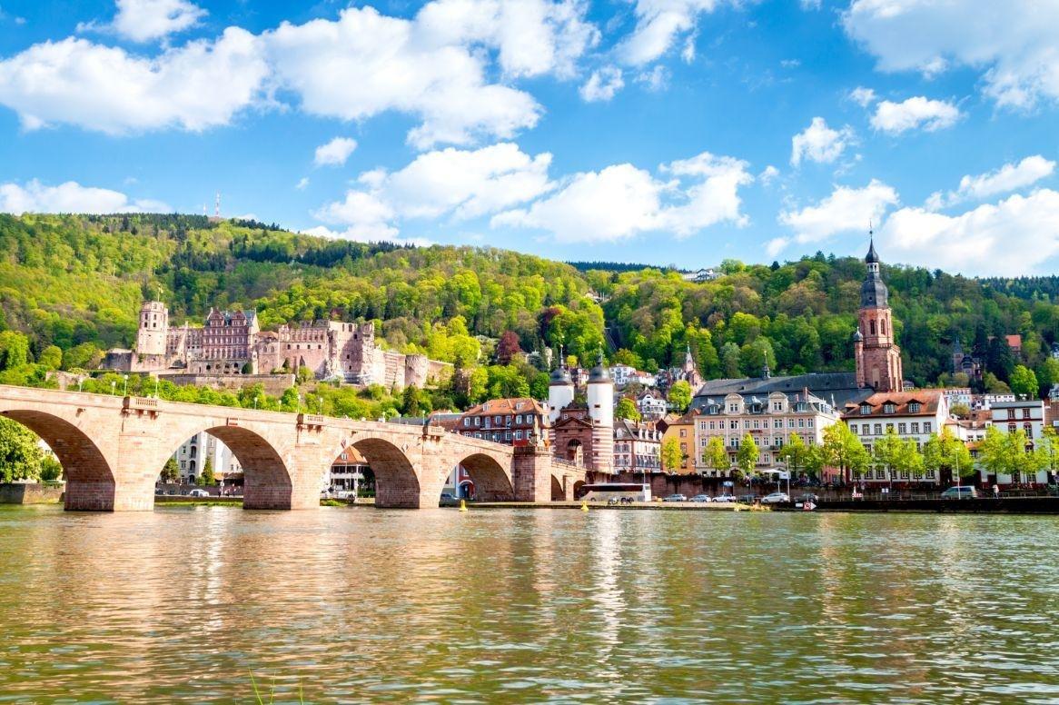 Busreis Heidelberg en het mooie Odenwald